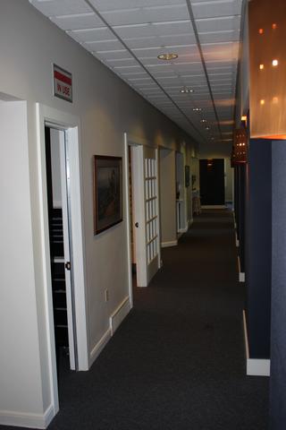 Advanced hallway